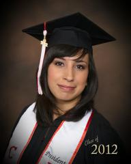 Monique Gonzalez CSUN Graduation