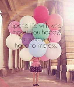 Spend life
