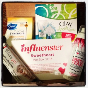 My Sweetheart Vox Box