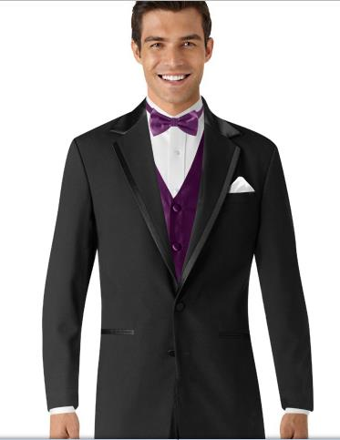 Groomsmen Tux from Men's Wearhouse