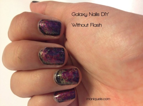 galaxy nails without flash