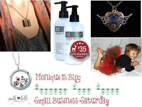 Monique Is Blog Small Business Saturday Holiday Gift Guide