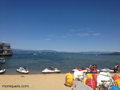 jet ski Lake Tahoe