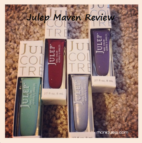 Julep Maven Review Monique Is Blog