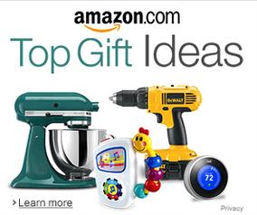Amazon Affiliate Top Gift Ideas