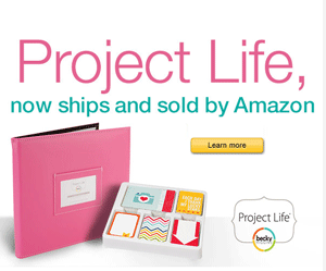 Project Life Affiliate Link